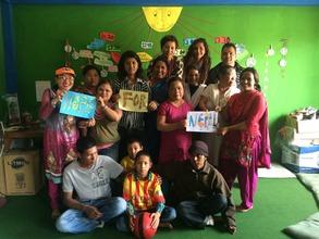 HOPE FOR NEPAL