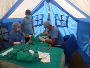 Neutering Clinic in Dang District