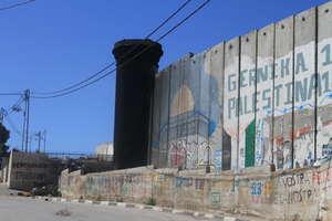The Wall in Betlehem