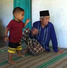 Pak Sumani is doing well