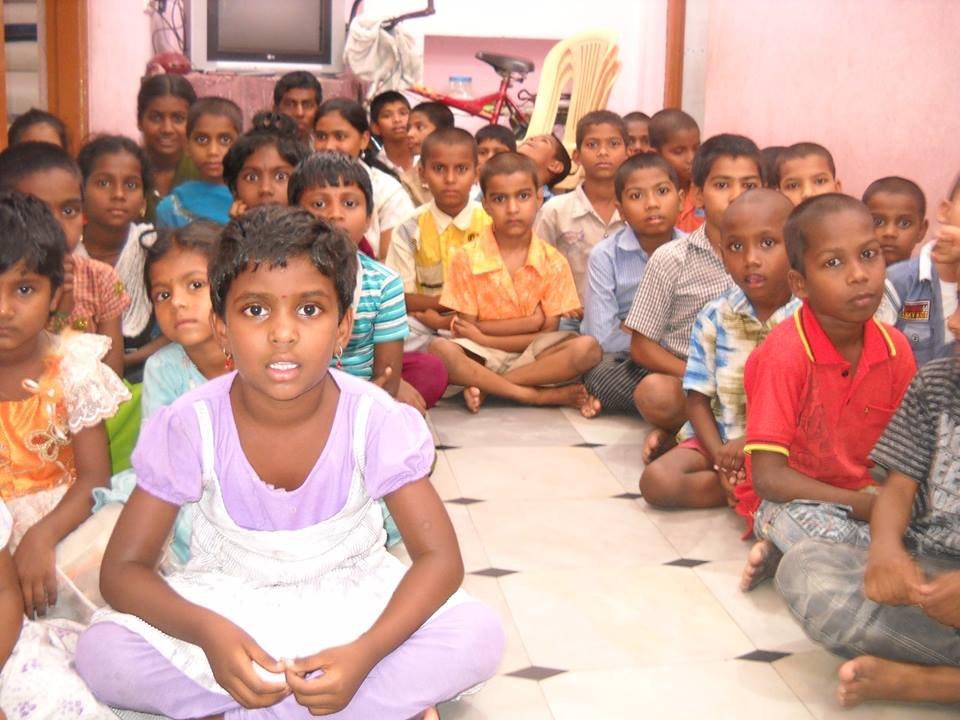 Provide a TV for Underpriviliged Children