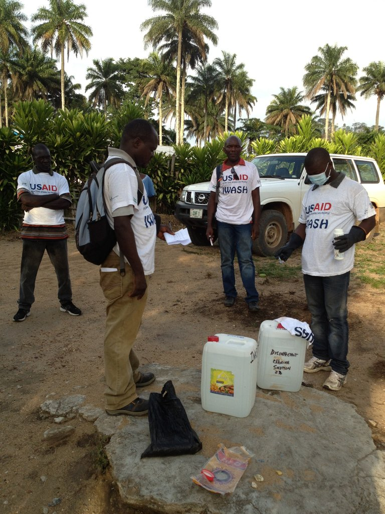 Combating the Spread of Ebola