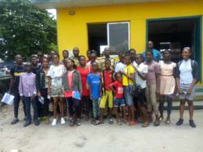 Summer Camp outing to Ikoyi Prisons