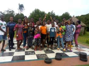 Summer Camp Outing to Lekki Conservation Centre