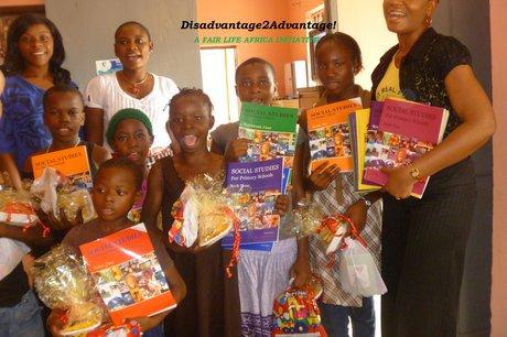 Educate and Train 100 Disadvantaged Children