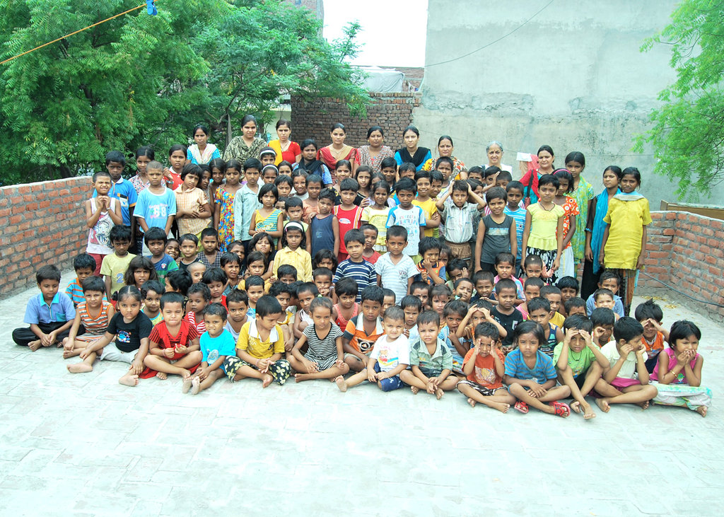 Education and Protection Center for 200 Children