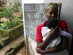 Help Children Survive the Ebola Outbreak