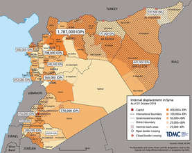 Now Displaced in Syria