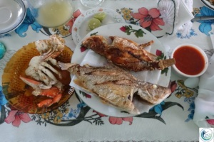Traditional fish meal