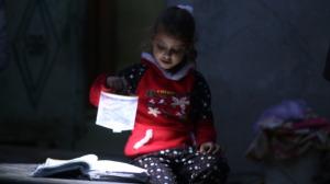 Reading in Rafah