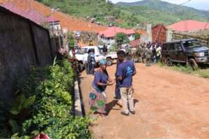 Our team on the ground in Sierra Leone