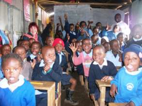 When Andria Falk visited the Abundance School