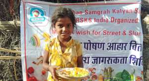 Healthy Street Kids with Nutrition !!