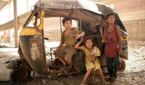 'Provide Gift and food to poor children on Christm