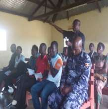 Sensitising parents on the role of a peaceful home