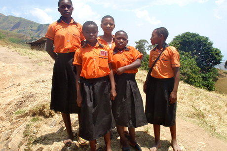 Delay Marriage Promote Schooling for Ugandan Girls