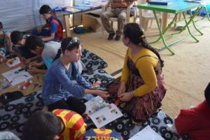 School Girls Learning STEM