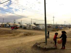 IDP Camp in Northern Iraq