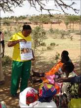 Mobilizer educates local women
