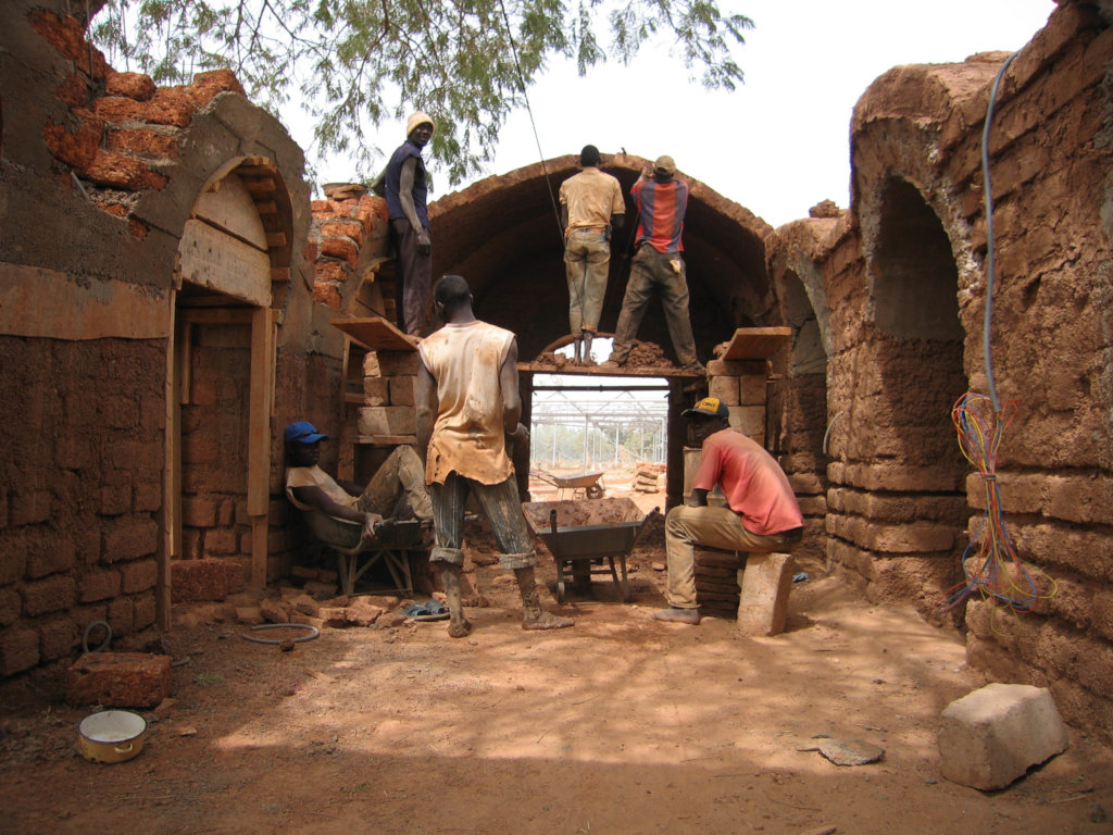Sustainable Housing for Rural Families in Africa