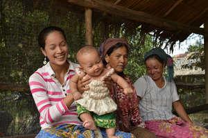 Empowering Women to Help Communities