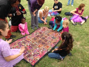 Celebrating the fabric of our communities