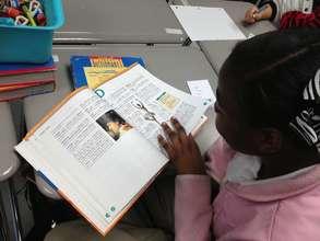 Reading inspires dreams!