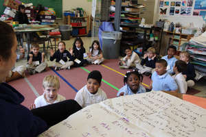 Building literacy through the arts