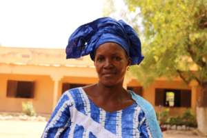 Mme Sidibe Talks About Challenges in Poor Schools