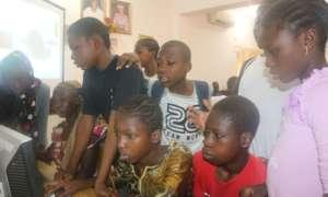 Mali I - Bamako's Own Robotics Hack-A-Thon