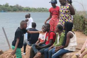 Mali's Best Roboticists on the way to Dakar