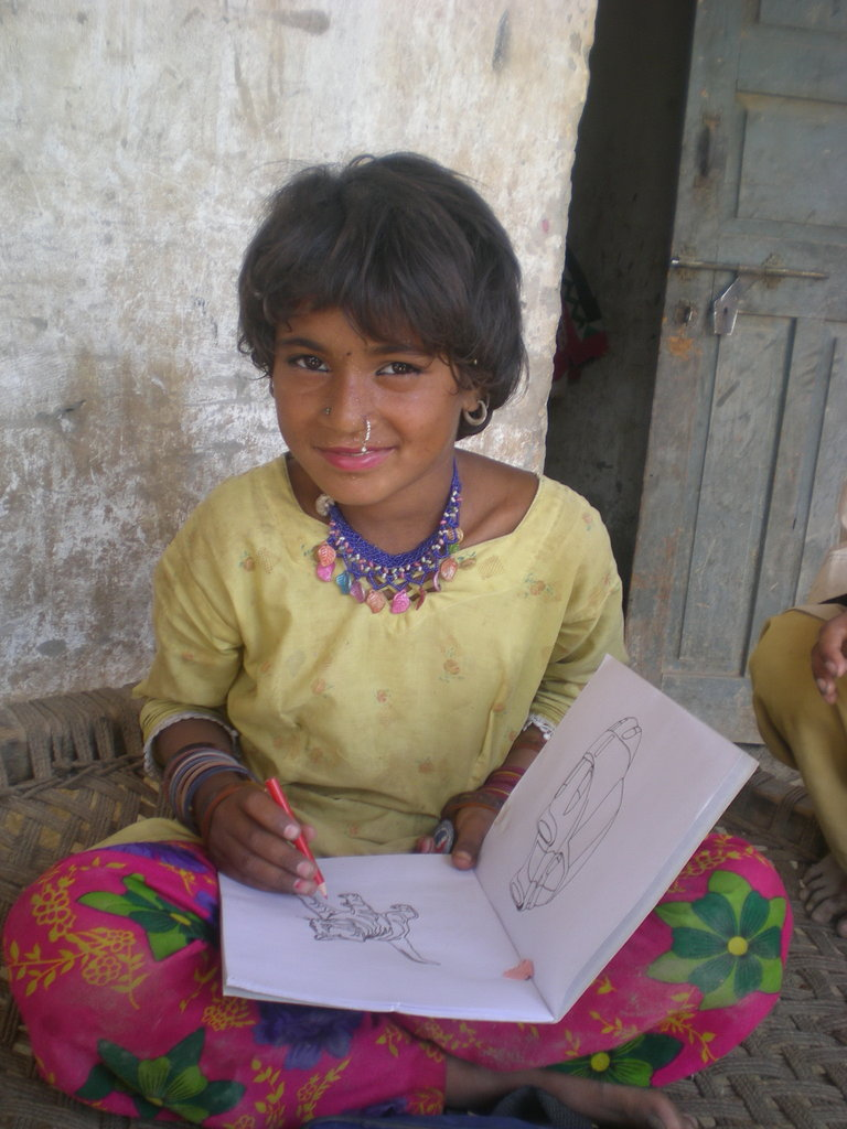 Empower 100 Child Brides in Pakistan