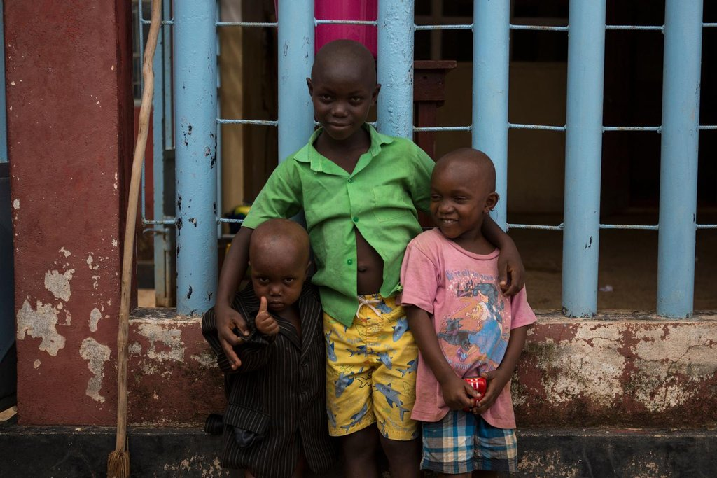 Stop Ebola: UNICEF Responds to a Region in Crisis