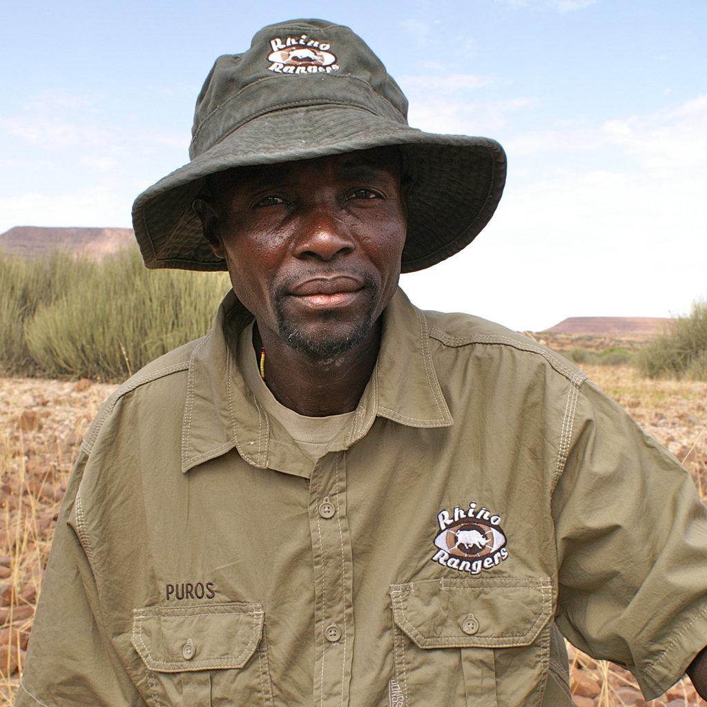 Help Protect Free-Roaming Black Rhino in Namibia