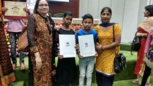 Maitrgram Champs winners- Art Competion