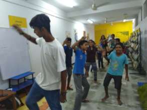 Dance out of Poverty- dance lessons