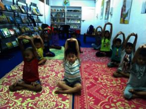 Celebration of Yoga Day