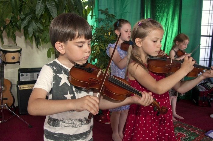 Music tuition for 70 disadvantaged London children