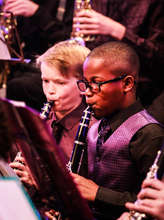 Music tuition for 70 disadvantaged London children
