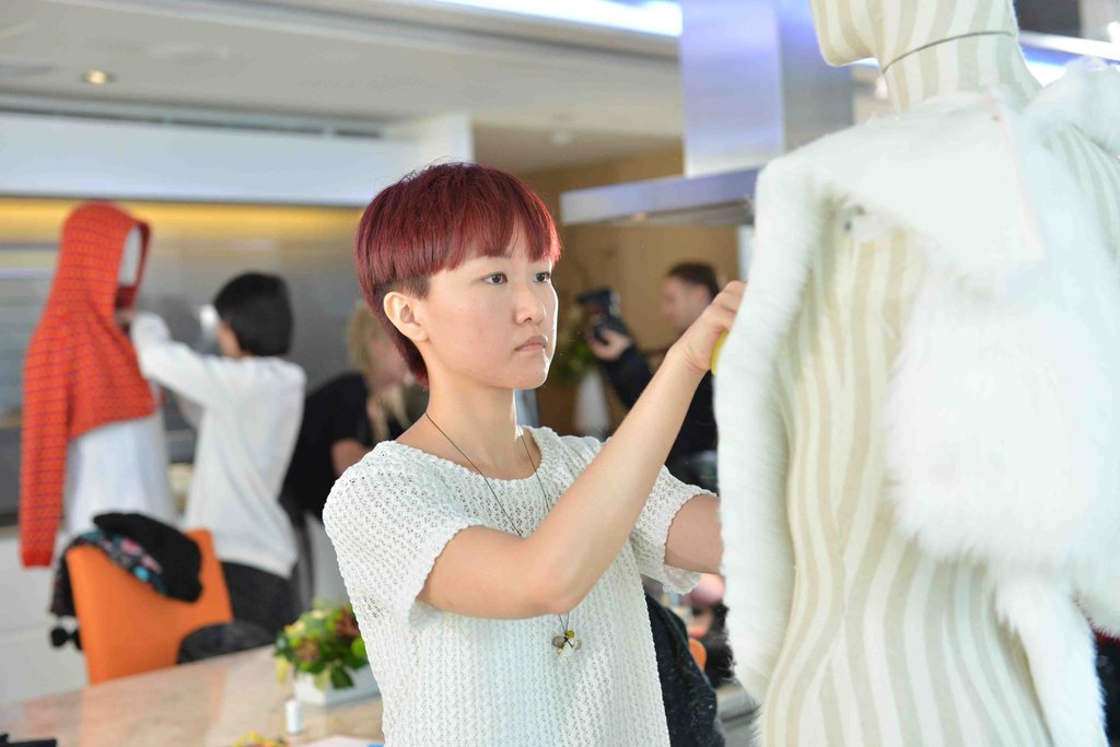 Educating designers to cut waste out of fashion