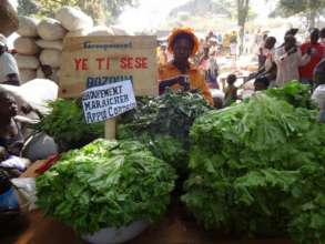 Seeds and Skills for Women to Grow Vegetables