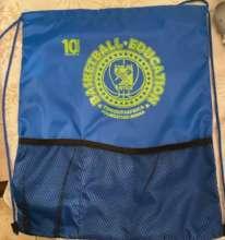 10th year drawstring bag