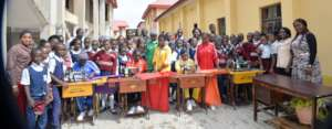Group photo, Teachers and Students