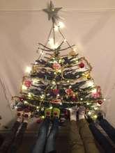 Decorating for Christmas in Denmark