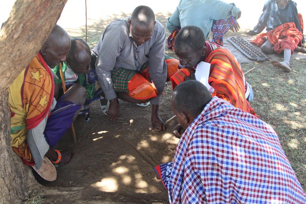 Long-Term Food Security for 4000 Samburus in Kenya