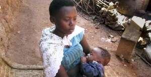 Support teenage mothers with basic needs in Uganda