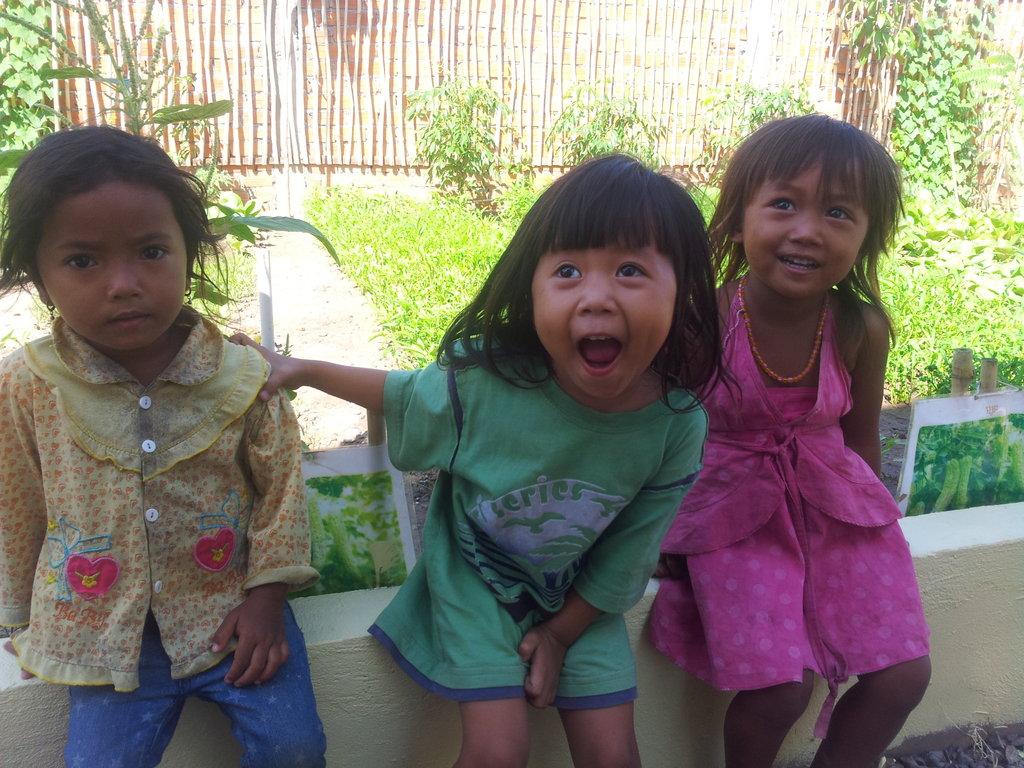 Bring Community Gardens to 10,000+ in Cambodia