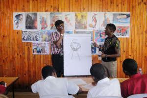 Create a Malawian Superhero at Festival of Ideas