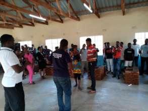 UNESCO project intervention at Aida Chilembwe