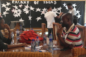 Galaxy of ideas at the Lilongwe alumni conference